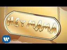 David Guetta - Hey Mama (Lyric video) ft Nicki Minaj & Afrojack