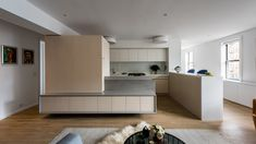 Bank Street Apartment by MKCA