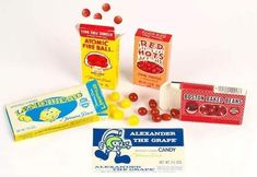 1970s Candy, Retro Candy, My Childhood Memories, Sweet Memories, Old School Candy, Red Hots Candy, Boston Baked Beans, Classic Candy, Candy Wrappers