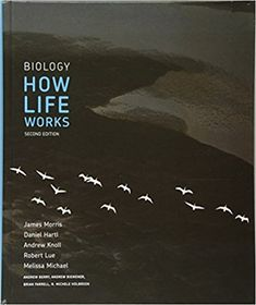 Pdf campbell biology 11th edition textbook water pinterest lisa biology how life works 2 edition by james morris fandeluxe Images