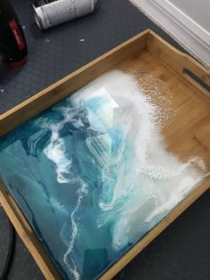 Best 11 Page 290552613457884970 SkillOfKing Com is part of Epoxy resin art - Diy Resin Art, Epoxy Resin Art, Diy Resin Crafts, Wood Resin, Diy Resin Painting, Drip Painting, Acrylic Pouring Art, Acrylic Art, Resin Furniture