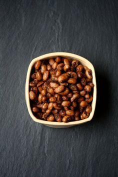 Crispy Black Eyed Peas