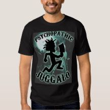 The Wicked Clown Collection - Juggalo T-shirt