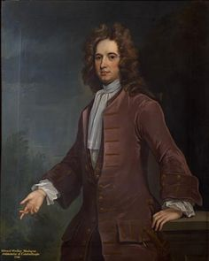 Sir Edward Wortley Montagu (1678-1761) politician and diplomat; Ambassador to the Ottoman Empire 1716-18