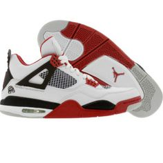 Air Jordan IV: My Favorite Jordan's of all time. Thanks Jared Long for letting me wear yours for a day back in 7th grade!