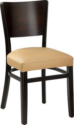 gastro stuhl luka schwarz stuhl schwarzer und holzst hle. Black Bedroom Furniture Sets. Home Design Ideas