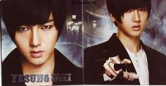 Super Junior Opera Booklet - Another Yesung photo