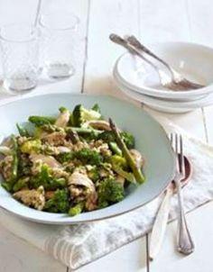 Lun kyllingsalat med Gremolata | www.greteroede.no | Oppskrifter | www.greteroede.no