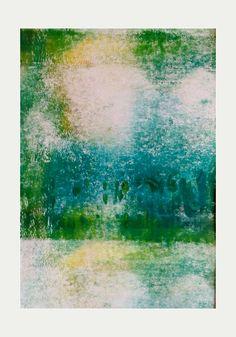 by marlene Bjerregaard monoprint