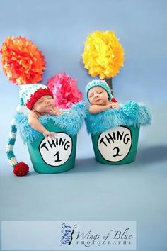 """this is like what i hear all the time at school """"you two should be thing one and thing two for halloween!"""" with my sister"""