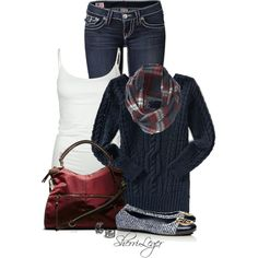 Untitled #565, created by sherri-leger on Polyvore