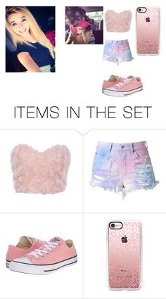 """""""Park day ~Valerie"""" by my-anons-universe ❤ liked on Polyvore featuring art"""