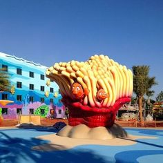 about.com (Disney's website has no pinable pics) Disney's Art of Animation Resort (Value) opening May 2012 ... next trip!