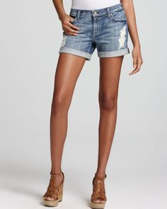 7 For All Mankind Shorts that are super cute!