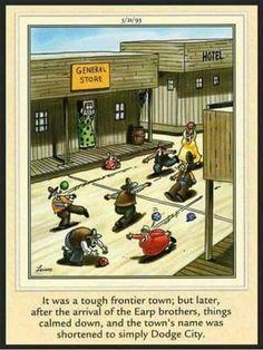 """The Far Side"" by Gary Larson. The Far Side Gallery, Cartoon Jokes, Funny Cartoons, Funny Comics, Far Side Cartoons, Far Side Comics, Haha Funny, Funny Jokes, Hilarious"