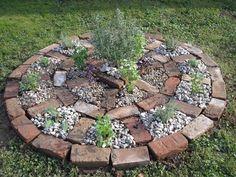 Herb Garden, Lawn And Garden, Flower Garden Design, Organic Plants, Diy Garden Decor, Raised Garden Beds, Succulents Garden, Garden Projects, Amazing Gardens
