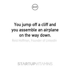 True. #startup #startuplife #quote #linkedin
