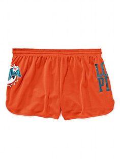 Miami Dolphins Athletic Short - Victoria's Secret PINK® lets go phins - cant wait to wear em