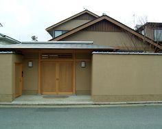 京都・下鴨の家//外観 数寄屋