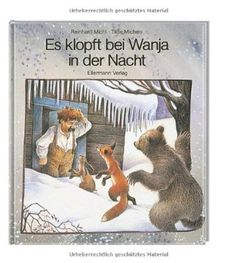 Es klopft bei Wanja in der Nacht: Bilderbuch Kindergarten, Christmas Books, Armin, Childrens Books, Illustrators, Teen, Baseball Cards, My Favorite Things, Kids