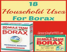 18 Household Uses For Borax