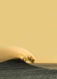 wave ocean surf