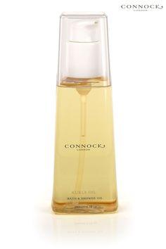 Buy Connock London Kukui Oil Bath & Shower Oil from the Next UK online shop Kukui Oil, Tamanu Oil, Cleansing Oil, Cleanse, Perfume Bottles, Conditioner, Water Bottle, Bath Shower, London