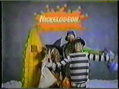 This is Nickelodeon's commercial for Halloween in 1992. Can anybody guess why it didn't last very long???