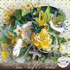 Sweet-Chick Scrap and Co New kit for Angel's Design