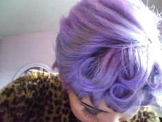manic panic electric amethyst - Google Search