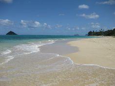 Lanikai Beach - Oahu - Hawaii
