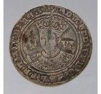 silver sixpence, reign of Edward VI, 1547-1553