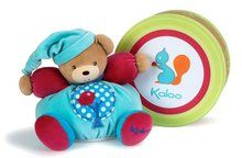 Kaloo Medium Chubby Bear -Apple Tree. Available at OurPamperedHome.com