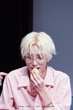 Seventeen || Yoon Jeonghan