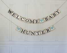 Hey, I found this really awesome Etsy listing at https://www.etsy.com/listing/210488377/baby-shower-banner-welcome-baby-banner