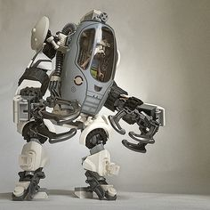 M8 Utility Mech  #lego #legomech #moc #mecha