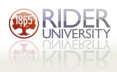 Rider University logo play by John LeMasney via 365sketches.org