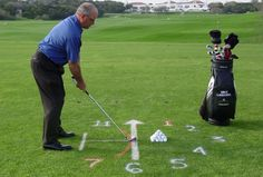 Getting a Great Golf Stance, Step-by-Step