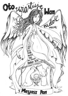 Betlejem – Katecheza Wizualna Catholic, Spirit, God, Create, Poster, Dios, Allah, The Lord, Roman Catholic