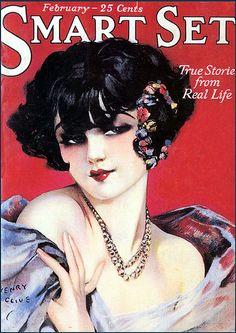 vintage magazine cover ?