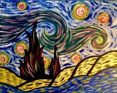 Paint Nite Orlando | The Florida Hotel and Conference Center 04/24/2015