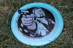 Custom Dyed Walter Sobchak Innova disc golf disc by TheDroids, $35.00