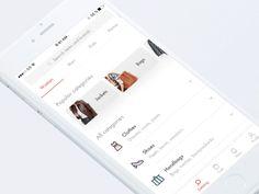Votre flux d'inspiration avec les nouvelles interfaces UI fraîchement conçues par des designers du monde entier