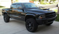 custom 2001 Dodge Dakota 4 door 4 wheel drive - Google Search