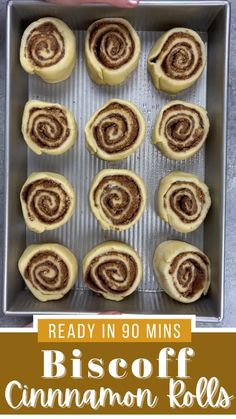 Fun Baking Recipes, Easy Cake Recipes, Sweet Recipes, Biscoff Cookie Butter, Butter Cookies Recipe, Biscoff Cookies, Cinnamon Roll Cookies, Cinnamon Rolls, Biscoff Recipes