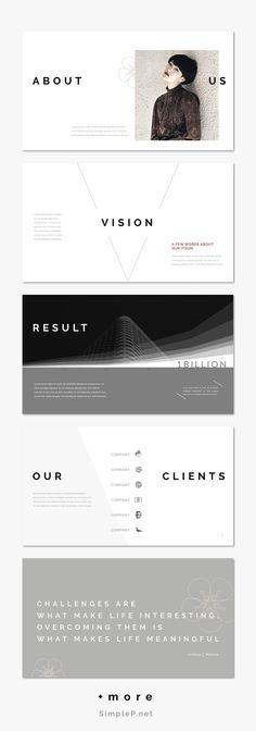 Modern Oriental PPT PowerPoint Presentation Template #template #oriental #asian #business #marketing #ppt #chart