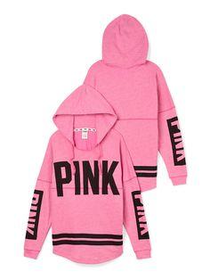 Boxy Hoodie - Fleece - Victoria's Secret | Pink/Victoria secrets ...
