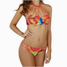 ✨New In ✨ Gorgeous tie dye bikini