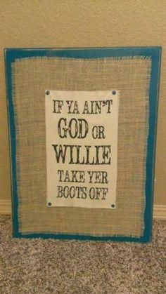 God or Willie - The Flying C