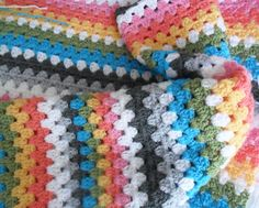 Crochet blanket inspiration